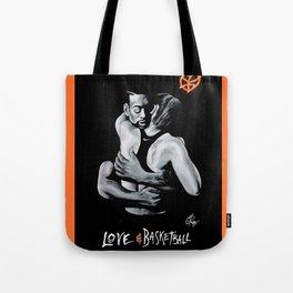 Love & Basketball Tote Bag