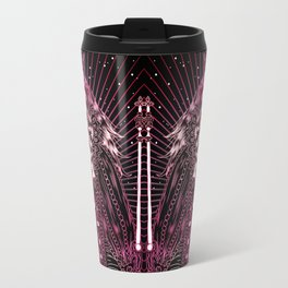 Ghost Queen Travel Mug