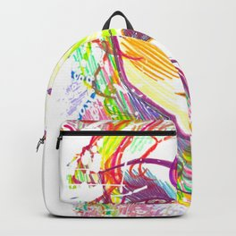 Leave A Little Sparkle Wherever You Go Backpack