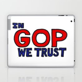 GOP Saves Laptop & iPad Skin