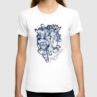 digimon T-shirts featuring Digimon Memories by Cursed Rose