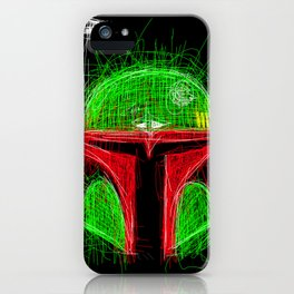 Sketchy Boba iPhone Case