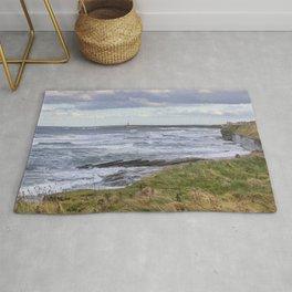 Northumbrian Seas Rug