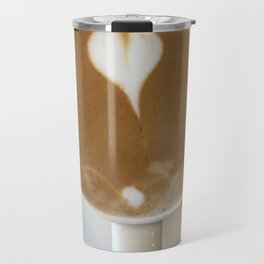 Hot Coffee Love Travel Mug