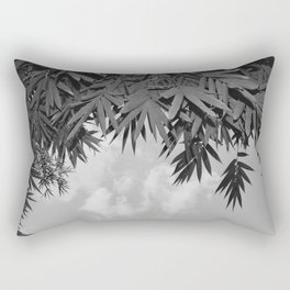 Bamboo By The Pool Rectangular Pillow