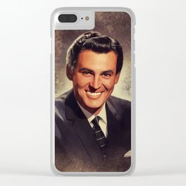 Russ Conway, Music Legend Clear iPhone Case