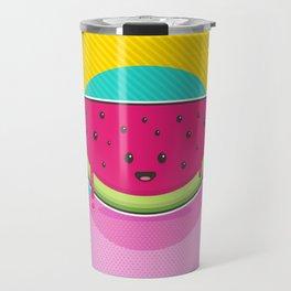 Watermelon Vision Travel Mug