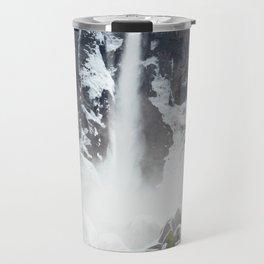 Yosemite Bridal Veil Falls Travel Mug