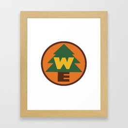 Wilderness Explorer Adventure Framed Art Print