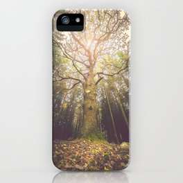 The taller we are iPhone Case