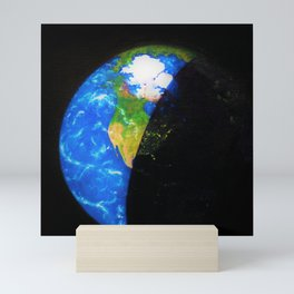 Day into Night Mini Art Print