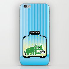 Toy dog 01 iPhone & iPod Skin
