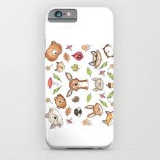 Woodland Kaleidoscope iPhone 6s Slim Case