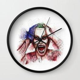 Joker Suicide Squad Wall Clock