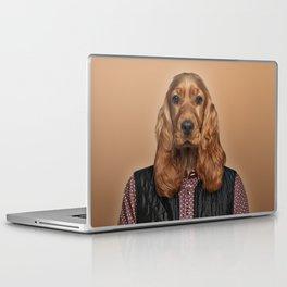 English cocker spaniel Laptop & iPad Skin