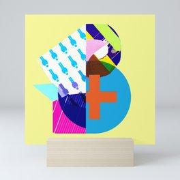 B Mini Art Print