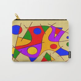 Abstract #206 Carry-All Pouch
