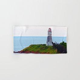 Lighthouse Cape Jourimain N-B Hand & Bath Towel