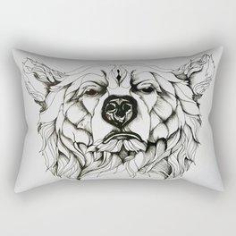 Spirit Animal Love Rectangular Pillow