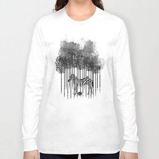 Natural Prisoner Long Sleeve T-shirt