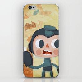Megaman iPhone Skin