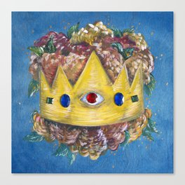 Mother of Crowns Canvas Print