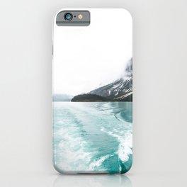 Maligne Lake   Landscape Photography   Alberta   Canada iPhone Case