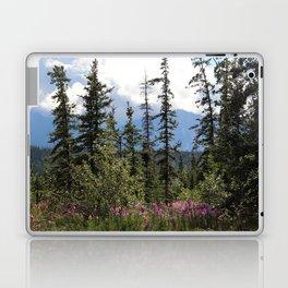 For Spacious Skies :: Purple Mountains Majesty Laptop & iPad Skin