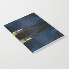 Reluctance At The Edge Of the Salt Flats Notebook