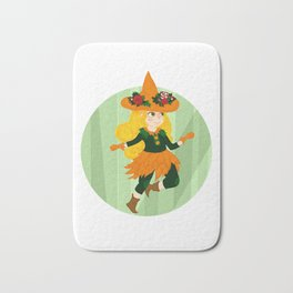 The Little Witch Bath Mat