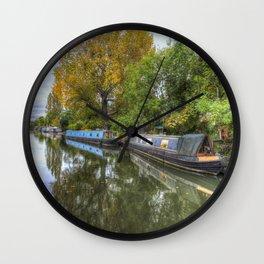 Little Venice London Wall Clock