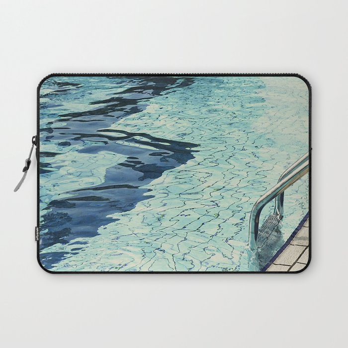 Summertime swimming Laptop Sleeve