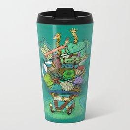 All Needed! Metal Travel Mug
