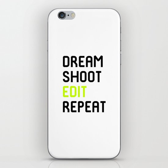 Dream Shoot Edit Repeat Film School by at85productions