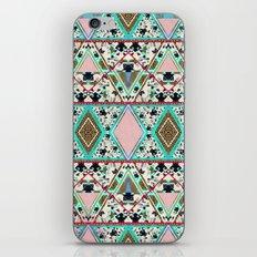 AQUA KALEIDOSCOPE  iPhone & iPod Skin