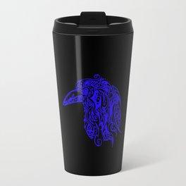 Tribal Rook Travel Mug