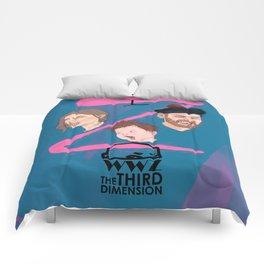 World War Z Comforters