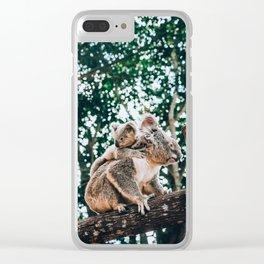 Mother Nature | Sunshine Coast, Australia Clear iPhone Case