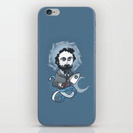 Jules Verne Holy Writer iPhone Skin