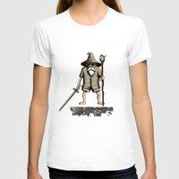 gandalf T-shirts featuring Gandalf genial by le.duc