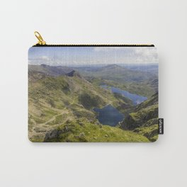 Top of Snowdon Carry-All Pouch
