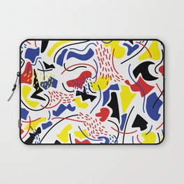 Primary Color Laptop Sleeve