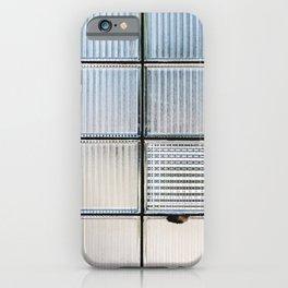 Glass Block Window iPhone Case