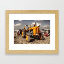 The Yellow 35 Framed Art Print