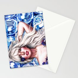 Mother Monster O2 Stationery Cards