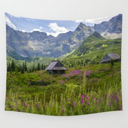 Ttry Wall Tapestry