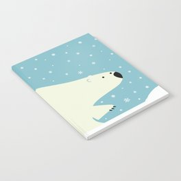 Snow day Notebook
