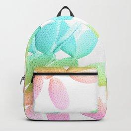 Rainbow Cacti Vibes #1 #pattern #decor #art #society6 Backpack