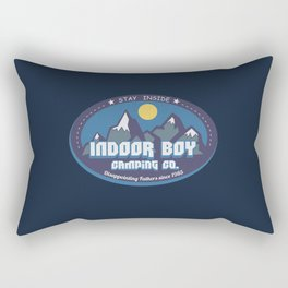 Indoor Boy Rectangular Pillow
