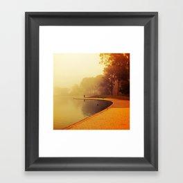 Print #13 Framed Art Print